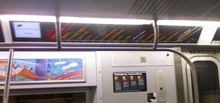 New York Subway N Train Map