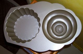 The Insides of the Great Cupcake Pan